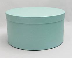 Подарочная коробка круглая