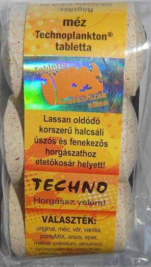 Технопланктон Techno  производства Венгрия вкус Мez