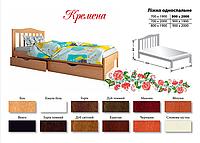 Кровать Кремена (массив бука)