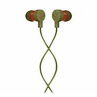 Навушники вакуумні House of Marley EM-JE070-GR Green