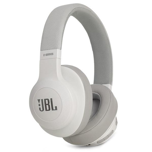 Навушники Накладні З Мікрофоном Безпровідні JBL E55BT White — в ... 810c692d8493b