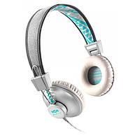 Навушники накладні House of Marley Positive Vibration Grey