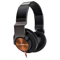 Навушники накладні з мікрофоном AKG K545 Orange