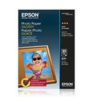 Бумага EPSON фото глянцевая Glossy Photo Paper, 200g/m2, 100 х 150мм, 500л (C13S042549)