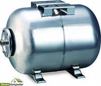 Гидроаккумулятор горизонтальный Aquatica 24л (нерж) (779111) Гидроаккумулятор горизонтальный 24л (нерж)