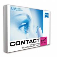 Однодневные контактные линзы Contact day 1 Easy Wear