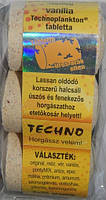 Технопланктон Techno  производства Венгрия вкус Vanilla