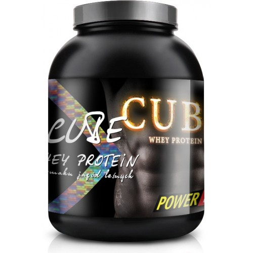 Power Pro PL CUBE Whey Protein 1 кг