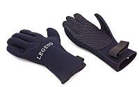 Перчатки для дайвинга Legend 6103: неопрен, размер M-L