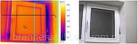 Услуги тепловизора, энергоаудит, тепловизионное обследование зданий, сооружений, электрооборудования