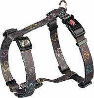 Шлея Trixie Jimmy H-Harness для собак нейлоновая, 40-65 см, фото 1