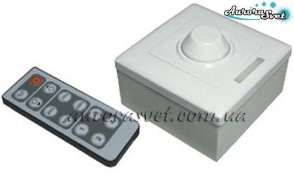 1- канальный Aurorasvet-DIMER 8А (12 кнопок)