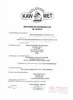Каминная топка Kaw-met W3, фото 3