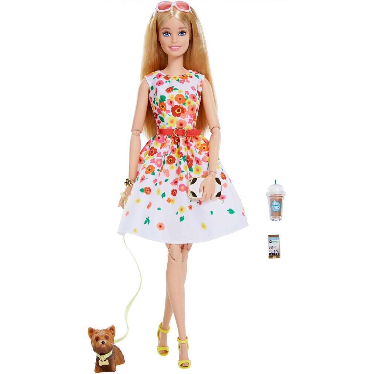 Барби Высокая мода DVP55