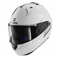 Мотошлем SHARK Evo-One Blank белый L