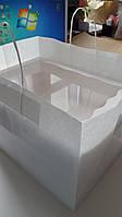 Пакет из крафт бумаги с ручками К12, 245х360х260
