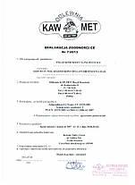 Камінна топка Kaw-met W1 Herb, фото 3