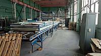 Печь проходная для обработки стекла и керамики