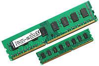 Оперативная память DDR3 2GB KVR16N11/2 AMD AM3, AM3+. для настольных ПК