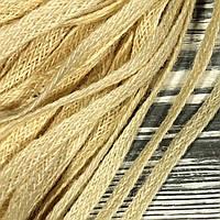 Бечевка, лента натуральная 8840357-03 (0,9 см,10 м)
