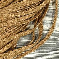 Бечевка натуральная плетенная 40357-02 (0,7 см,10 м)