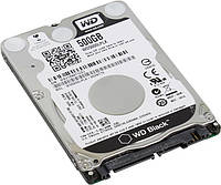 Жесткий диск 2.5' 500Gb Western Digital Black, SATA3, 32Mb, 7200 rpm (WD5000LPLX) (Ref)