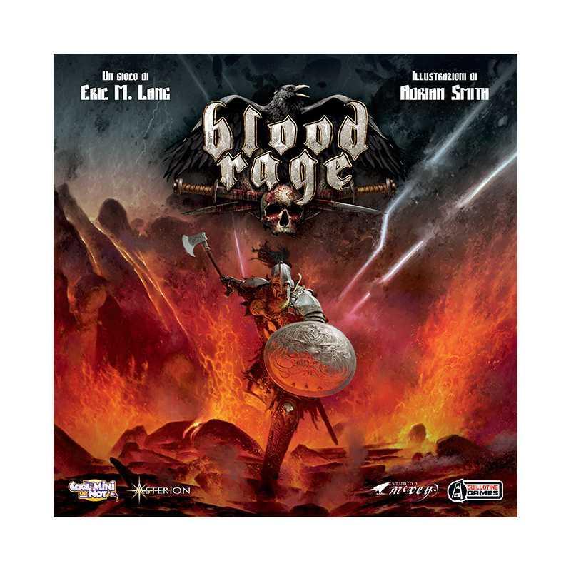 Настольная игра Кровь и ярость (BloodRage)