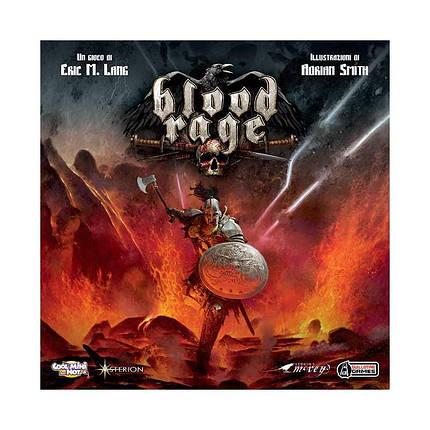 Настольная игра Кровь и ярость (BloodRage), фото 2