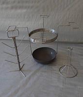 Трансформер 3в1 c чугунной тарелкой ∅ 26 см