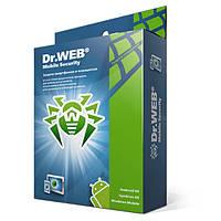 Антивірус Dr. Web Mobile Security 1рік Green