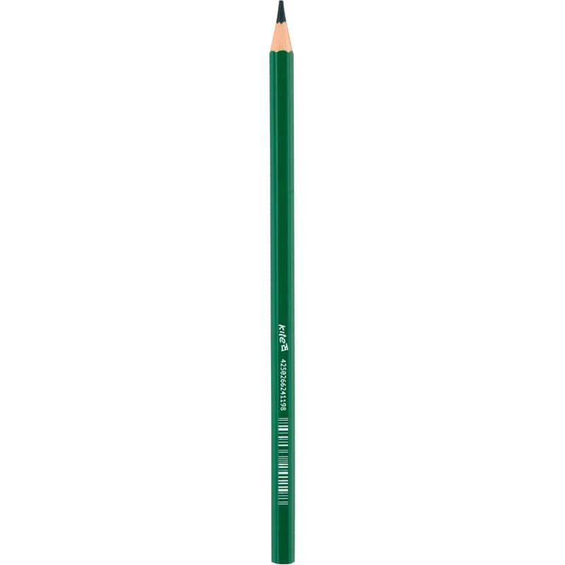 Карандаш цветной Kite, зеленый K17-1051-04