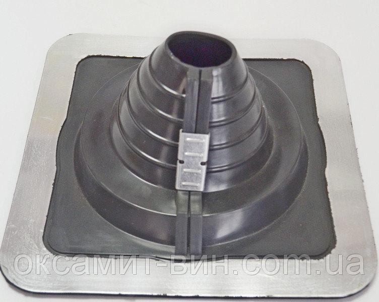 Разрезной Кровельный проход40-100мм Kronoplast MFE-2 (Master Flash) для металлических и битумных крыш