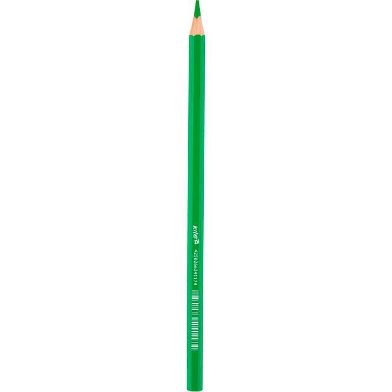 Карандаш цветной Kite, салатовый K17-1051-09