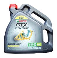 Масло моторное CASTROL Ultraclean 10W-40 A3/B4, 4л