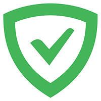 Блокування реклами на ноутбуках Adguard for Windows Green