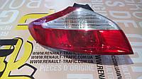 Фонарь задний левый (Хэтчбек) Renault Megane 10-> Оригинал б\у