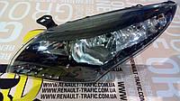 Фара передняя левая Renault Megane 10-> Оригинал б\у