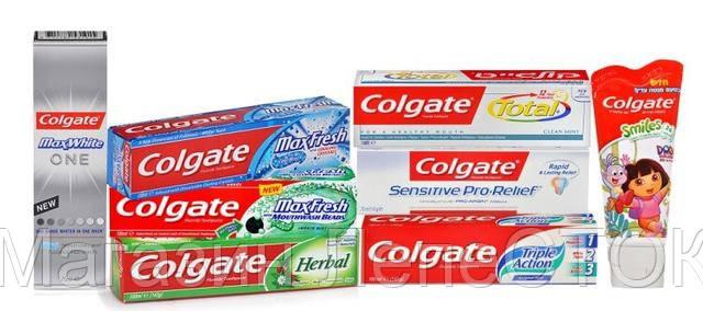 Особенности зубной пасты Colgate White