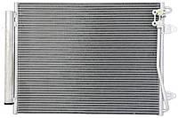 Радиатор кондиционера VW Passat 1.8-2.0 05-> 570*460 (с осушителем) 3C0820411B