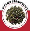 """Сливочная клубника"" чай зеленый байховый TОТТІ Tea, 250г , фото 2"