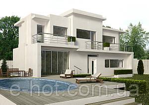 Проект дома, Дом хай-тек 315м2