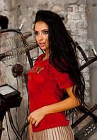 Стильная женская футболка у-ta61171