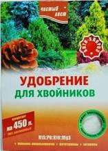 Добриво кристалічне для хвойних рослин Чистий Аркуш 300гр