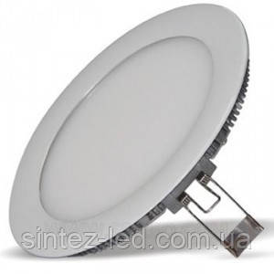 Светодиодная панель Feron AL 500 20W 4000K кругл. бел  Код.57133, фото 2