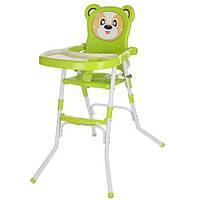Стульчик для кормления + стульчик. 2в1 регулируемый. 113-5