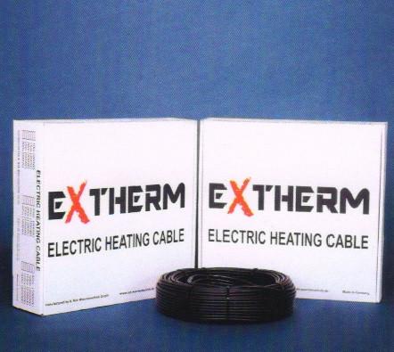Универсальные тефлоновые кабеля и маты EXTHERM (Германия) НОВИНКА!!!