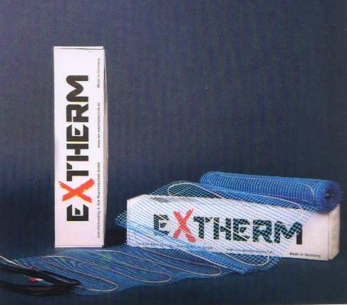 Нагревательные маты EXTHERM