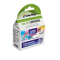 Картридж ColorWay для Epson 17 / 17 XL Magenta