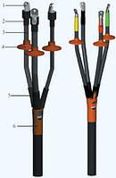 Муфта кабельная концевая 4КНТп-1-35/50, 0,4-1 кВ наружной установки