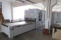 Friz MFP20/MT/15/28 пресс бу мембранно-вакуумный с двумя столами, 03г.